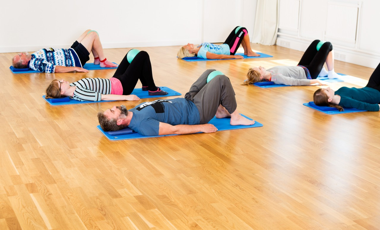 ABC of Pilates Beginners Workshop                                                 Saturday January 7th 2017, 11am - 1pm  £20